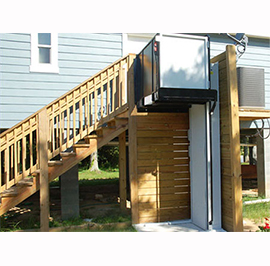 Porch (Vertical) Lifts
